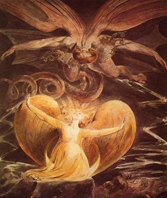 Большой и Красный Дракон и